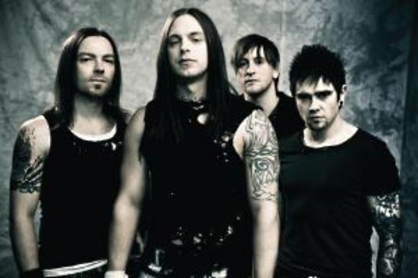 Bullet For My Valentine Tickets Bullet For My Valentine