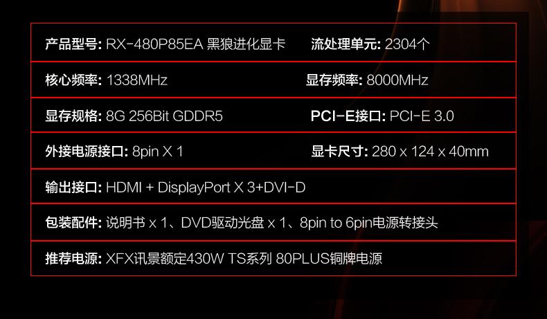 XFX Radeon RX 480 Black Edition (1)