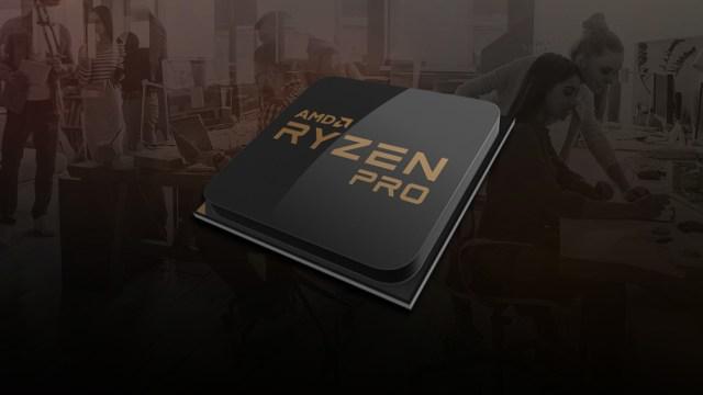 AMD Ryzen Pro Ryzen PRO workstation processors finally launched by AMD