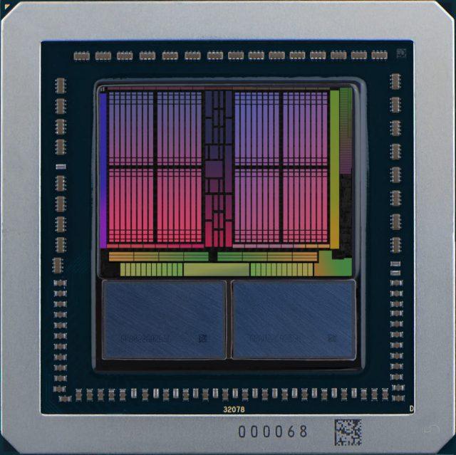 AMD Vega Die Shot 1000x998 Want to see how a Vega GPU looks like? Heres the latest image for you