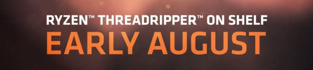 Threadripper launch 1000x227 A pictorial journey of AMDs Threadripper CPU updates
