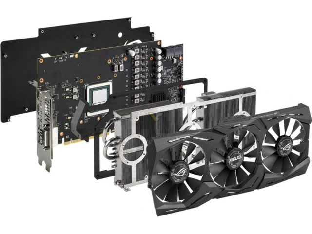 ASUS STRIX Vega 1000x750 No AMD Radeon RX Vega custom graphics cards coming out until mid October!