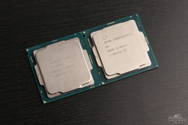 Intel Core i7 8700K 1 1000x667 Intel Core i7 8700K and i5 8600K early reviews   The performance beasts!