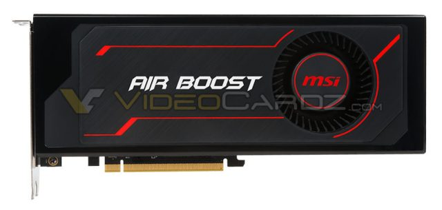 MSI Radeon RX Vega 64 AirBoost front 1000x476 Vega Update: AMD Radeon RX Vega 64 Air Boost