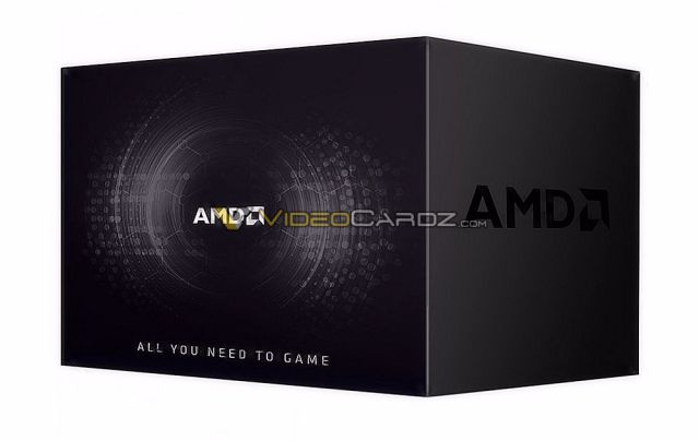 AMD Combat Crate RX 580 front AMD to roll out all new Combat Crates   A complete package of Ryzen CPUs, RX GPUs and MSI Motherboard