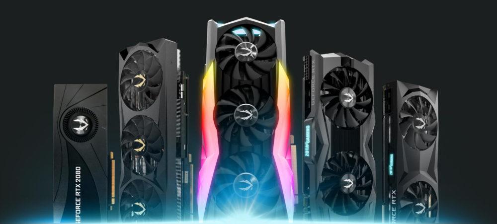 ZOTAC Unveils GeForce RTX 2080 AMP Extreme Graphics Card