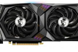 MSI GeForce RTX 3060 GAMING X PCB dengan NVIDIA Ampere GA106 GPU