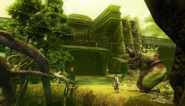 Majin: The Fallen Realm Cooperative Action-adventure