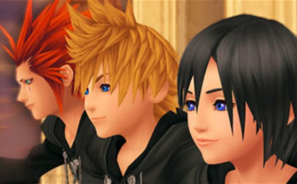 kingdom hearts sora 358