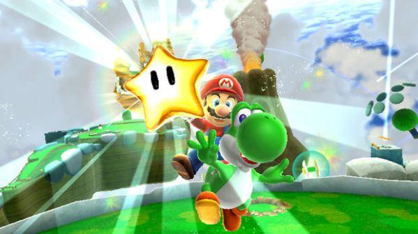 Super Mario Galaxy 2 Stars Locations Guide (Wii)