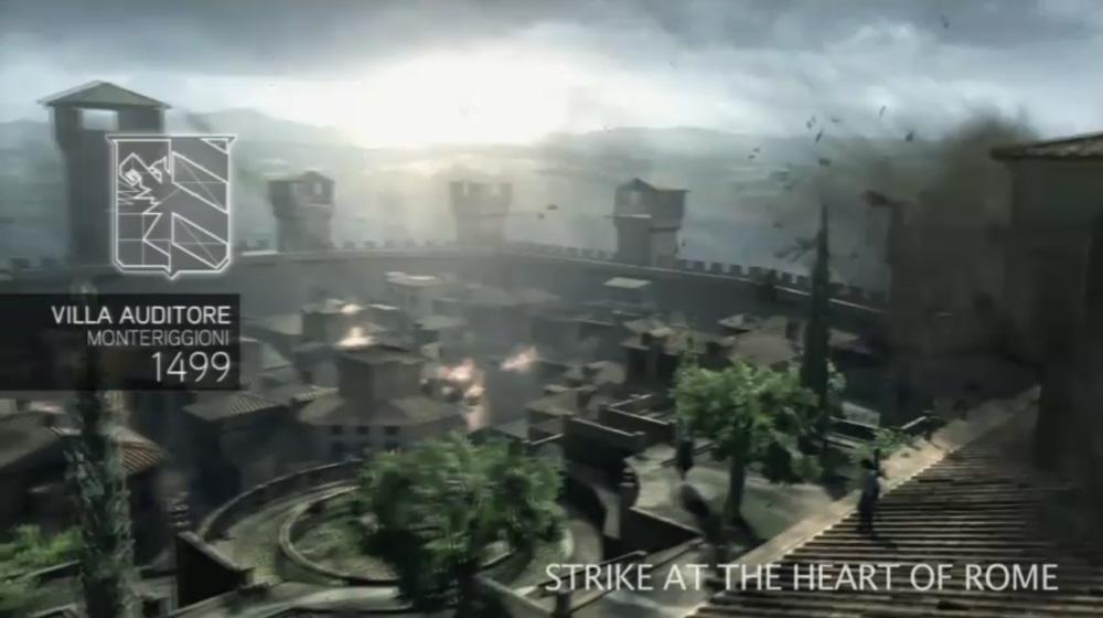 Assassins Creed Brotherhood Developer Diary 2