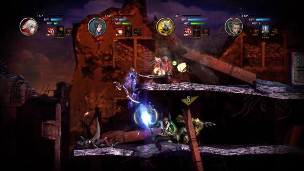 Moon Diver Trophies And Achievements Guide PSN PS3 XBLA