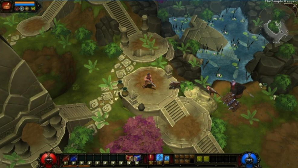 Image result for torchlight 2 screenshot
