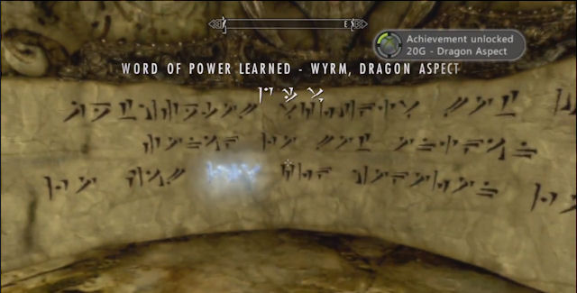 Skyrim Dragonborn Dragon Aspect Words Of Power Locations Guide