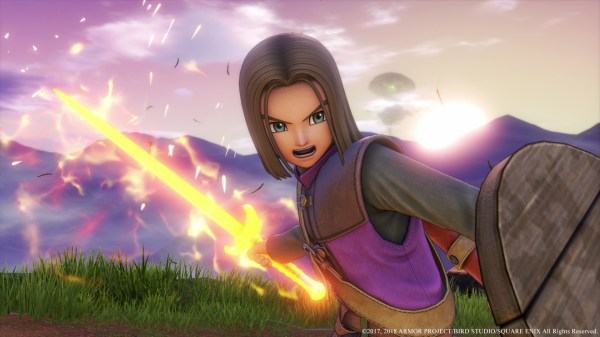 Dragon Quest XI for Switch Delay Due to Outdated Unreal ...