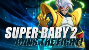 Dragon Ball FighterZ Super Baby 2 Banner