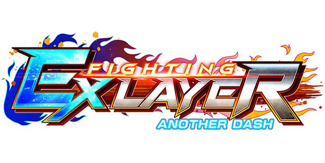 Fighting EX Layer Another Dash Logo