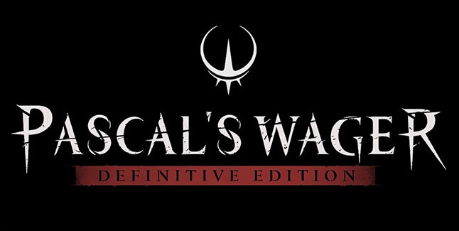 Pascal's Wager Definitive Edition Logo