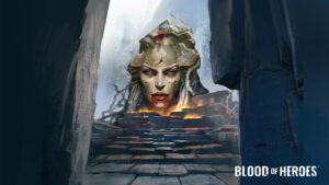 Blood of Heroes Concept Art