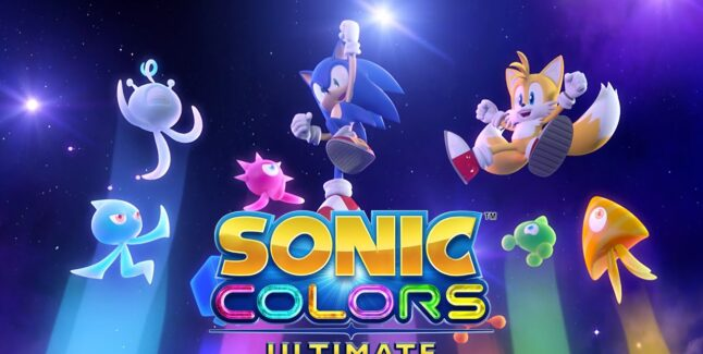 Sonic Colors Ultimate Cheats