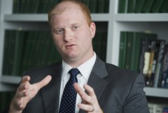 Mowrer ran in the 4th District in 2014. (Tom Williams/CQ Roll Call File Photo).