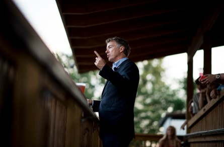 Paul will spend the weekend convincing Republicans to allow him a back-up if the presidency doesn't work out. (File Photo By Bill Clark/CQ Roll Call)