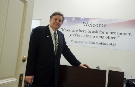 How Dr. Dan Cured His Campaign Woes