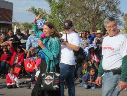 Kirkpatrick is running for Senate in Arizona. (Jason Dick/CQ Roll Call File Photo)