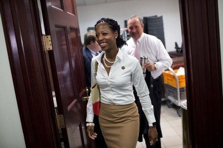 Love is facing a rematch against the Democrat she beat in November. (Tom Williams/CQ Roll Call File Photo)
