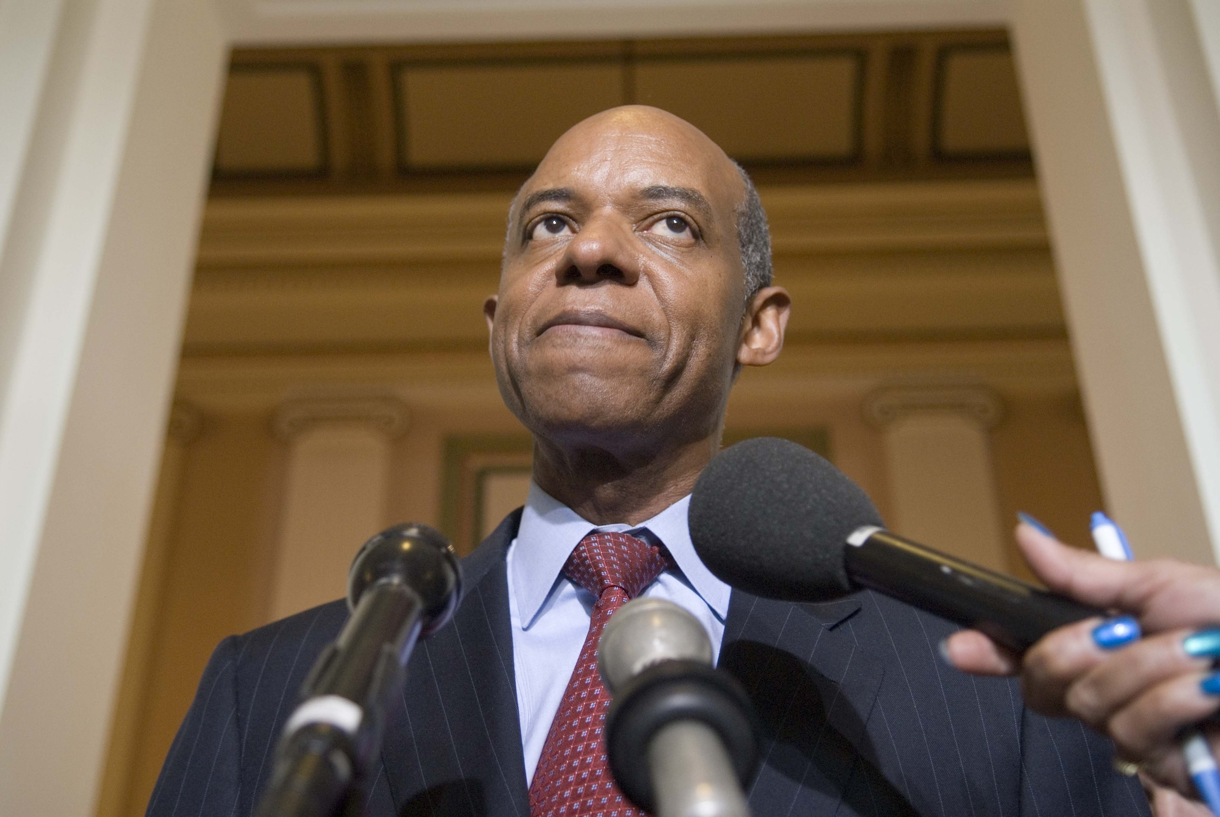Rep. William J. Jefferson's sentence is believed to be the longest prison term for a member of Congress. (CQ Roll Call File Photo)