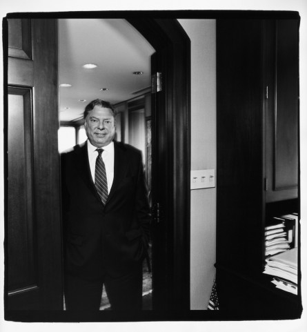 Boggs23 111706 1 445x481 Influence Industry Remembers Unique Thomas H. Boggs Jr. | K Street Files