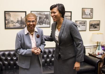 bowser 068 110614 440x309 Muriel Bowser, D.C. Reps, Focused on Statehood Despite GOP Congress