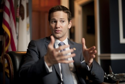Schock is a member of the committee that governs how offices can spend funds. (Tom Williams/CQ Roll Call File Photo)