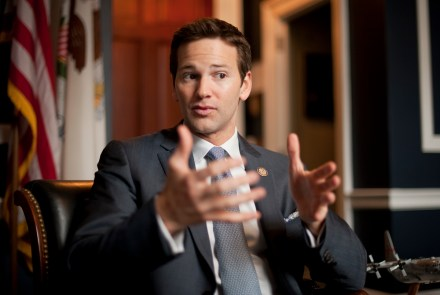 Schock resigned on March 31. (Tom Williams/CQ Roll Call File Photo)