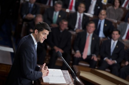 Ryan became speaker on Oct. 29. (Tom Williams/CQ Roll Call)