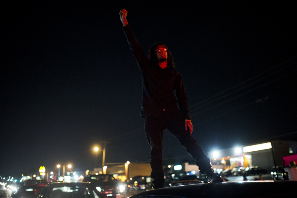 Ferguson, protests