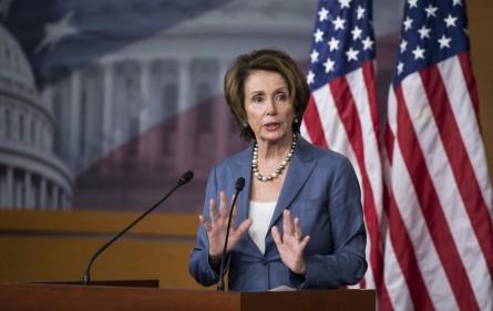 pelosi 240 101713 445x281 Pelosi Asks Boehner for Bipartisan Response to Border Crisis