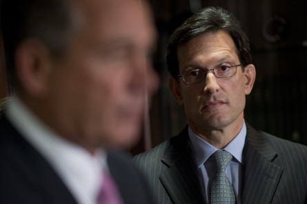 gop003 030514 445x296 Cantor Voting Rights Act Legacy is Failure to Deliver, Democrats Say