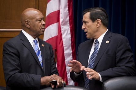 oversight005 091913 445x294 Issa Cuts Off Cummings at IRS Hearing (Updated) (Video)