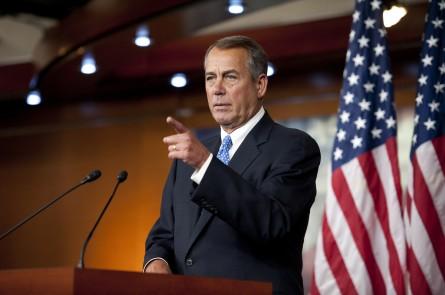 Boehner 17 011614 1 445x295 Boehner Defers to Hensarling on Export Import Bank