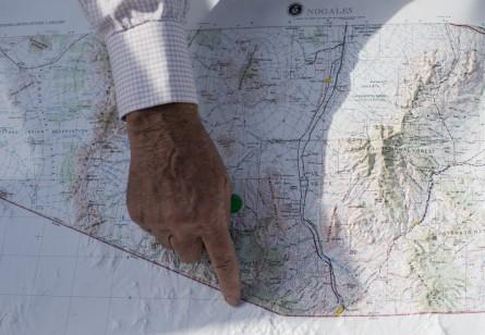 AZPOL14 089 080814 445x308 The Complexity of the U.S. Border Crisis, in 7 Photos