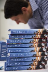 COPOL14 056 082714 159x240 Dreamers Ambush Paul Ryan at Colorado Book Signing (Video)