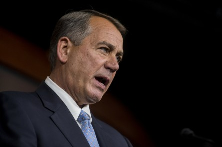 boehner 059 110614 445x296 GOP Insurgents Scramble for Anti Boehner Votes