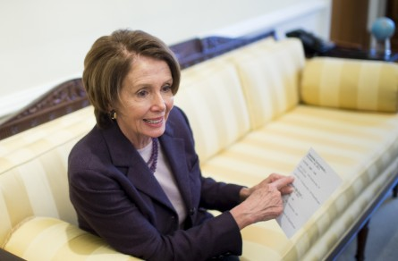 pelosi 017 120514 445x292 Democrats Irrelevant? Dont Be So Sure, Pelosi Promises