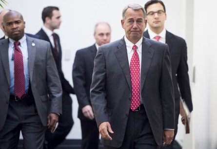 boehner 048 121014 445x306 The Real Reason Some Members Voted Against Boehner