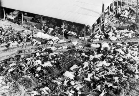 Bodies of more than 400 members of the Jim Jones' sect