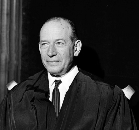 An Oct. 23, 1967 photo of Associate Justice Abe Fortas, of the U.S. Supreme Court. (AP Photo)