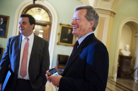 Baucus is the ambassador to China. (Tom Williams/CQ Roll Call File Photo)