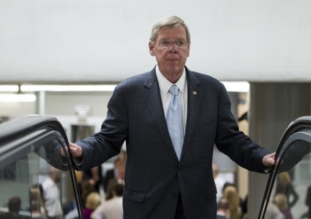 isakson 189 092413 445x314 Languid, Lax Congressional Ethics Disciplinary System May Pick Up Pace in 2015