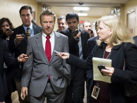 A Paul 2016 bid could be complicated by the fact he is a doctor. (Bill Clark/CQ Roll Call File Photo)
